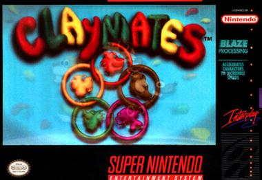 Claymates_Coverart